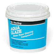 Product image for Aqua-Glaze Acrylic Glazing Compund