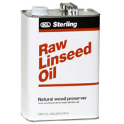 Product image for Raw Linseed Oil